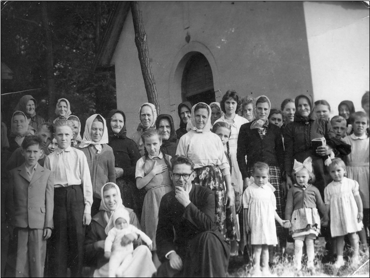 1962 Kápolna búcsuja 1